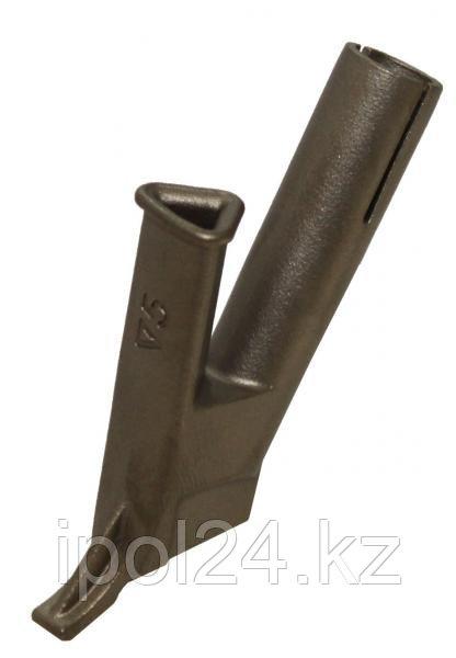 Насадка для сварки прутком  7 х 5 мм