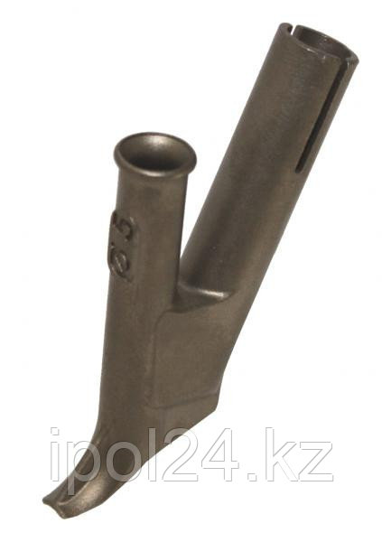 Насадка зауженная для сварки прутком  5 мм