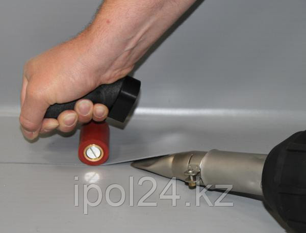 Прикаточный опорный ролик широной 40мм из силикона, на подшипнике