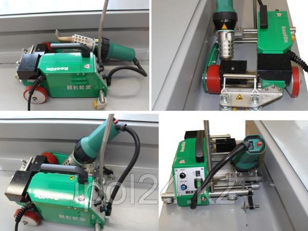 RoofOn R сварочный автомат для кровли для примыканий, шов 40 мм, 230 В, 3,5 кВт