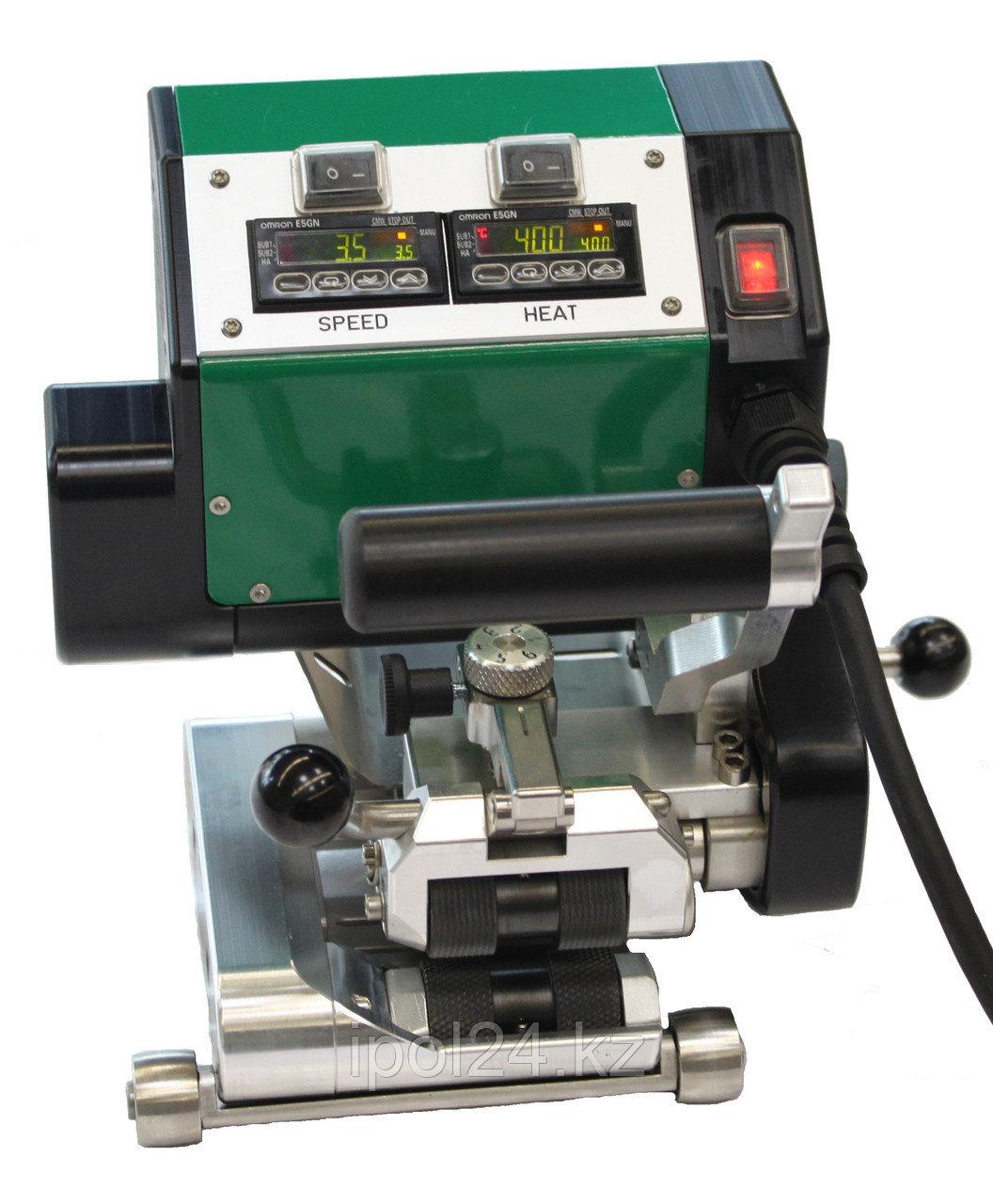 MION S атоматический сварочный автомат, 230 В, 800 Вт, 1000Н, с функцией записи сварочных параметров: давления, температуры и скорости, с проверочным