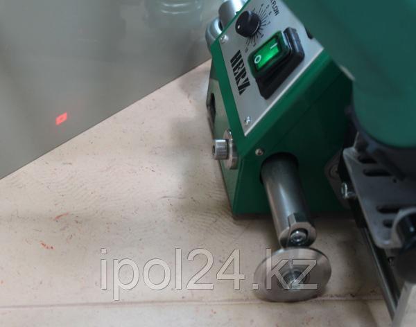 SolOn сварочный автомат для линолеума 230 В, 3,5 кВт, 0-12 м/мин, с приспособлением для катушки для сварочного
