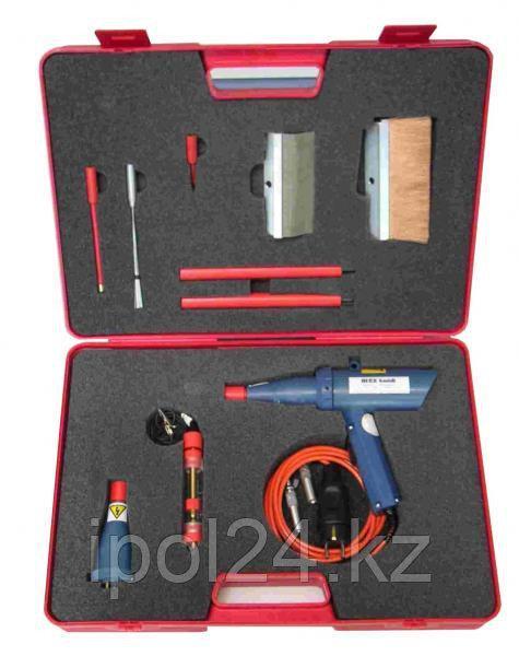 Высокочастотный искровой испытательный прибор, комплект в чемодане