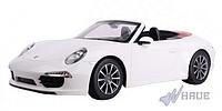 Машинка на радиоуправлении Rastar Porsche Carrera 911 S, 1:12