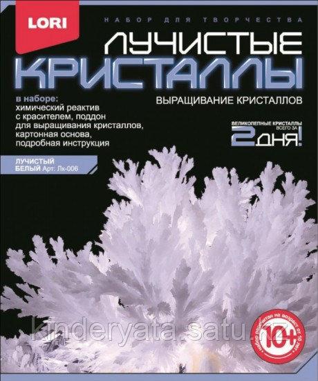 Набор для выращивания  Лучистый кристалл