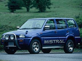 Mistral 1994-1999
