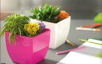 Горшок цветочный квадратный Coubi -DUK 150