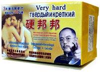 """Таблетки для повышения потенции """"Твердый и крепкий"""""""