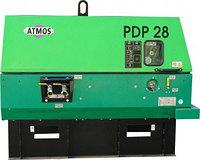 Компрессор передвижной PDP28