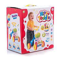 """Ходунки - Первые шаги """"Hippo Toddle"""", каталка для малыша"""