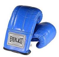Перчатки снарядные Everlast кожа