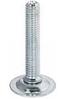 Винт регулировочный, сталь, М 10 х 70 мм, под шестигранник