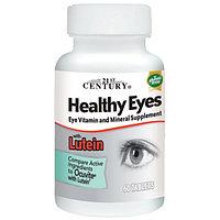 Пищевая добавка с витаминами и минералами(здоровые глаза) с лютеином, 60 таблеток