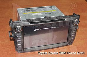 Автомагнитола Toyota Corolla 2008 Winca S100
