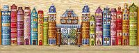 """Набор для вышивания крестом """"Королевство книг""""  , фото 1"""