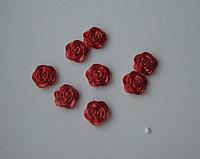 Кабошоны. Красные. 14 мм. Creativ 1359