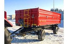 Двухосный прицеп 5 тонн Т-745 (аналог 2ПТС-4.5)
