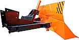 Отвал поворотный ПО-1-3 на Т-150К, ХТЗ-150К-09, фото 2