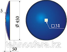 Диск лущильника (ЛДГ - 12Б)