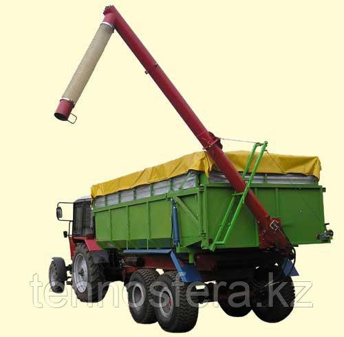 Раскладной шнек с бортом РШ-200/4,5 для загрузки сеялок и разбрасывателей минудобрений, производительнос