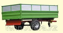 Тракторный полуприцеп ТСП-6т к тракторам МТЗ-82, грузоподъемность 4,4 т, объем 5 м3