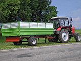 Тракторный полуприцеп ТСП-6т к тракторам МТЗ-82, грузоподъемность 4,4 т, объем 5 м3, фото 2