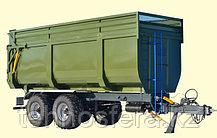 Тракторный прицеп ТСП-26 грузоподъемность 20 т, объем 26 м3