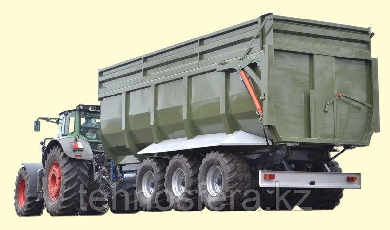 Тракторный полуприцеп ТСП-39 грузоподъемность 30,5 т, объем 38 м3