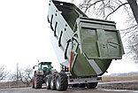 Тракторный полуприцеп ТСП-39 грузоподъемность 30,5 т, объем 38 м3, фото 2