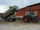 Тракторный полуприцеп ТСП-39 грузоподъемность 30,5 т, объем 38 м3, фото 3