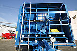 Разбрасыватель органических удобрений РОУ-15 борта из оцинкованной стали, фото 3