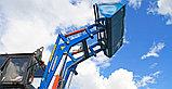 Погрузчик ПНУ-800 «Пеликан» на МТЗ-80, МТЗ-82, МТЗ-82.1, фото 2