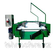 Инспекционный стол 1000х4000 с роликовым полотном
