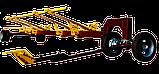 Тележка для транспортировки жатки, фото 2