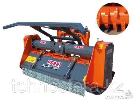 Мульчер на трактор FERRI TFC-DT/F