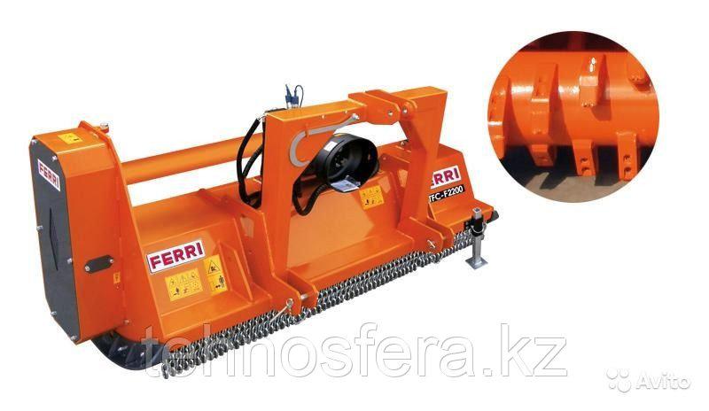 Мульчер на трактор FERRI TFC/F