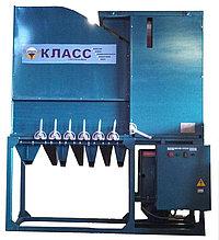 Аэродинамическая зерноочистительная машина «Класс 30 МС 10» стационарная