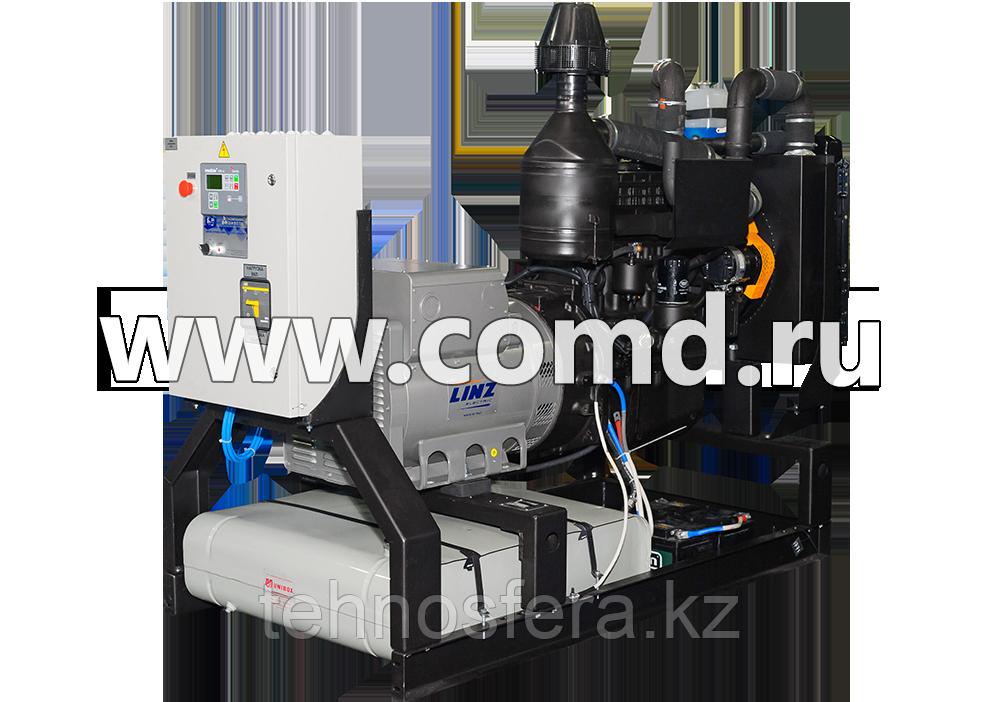 Дизельная электростанция АД-40 (ММЗ)