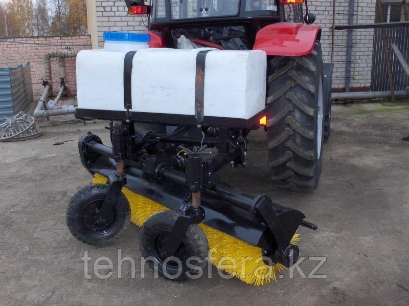 Щеточное оборудование с системой орошения на МТЗ