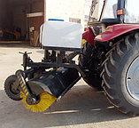 Щеточное оборудование с системой орошения на МТЗ, фото 2
