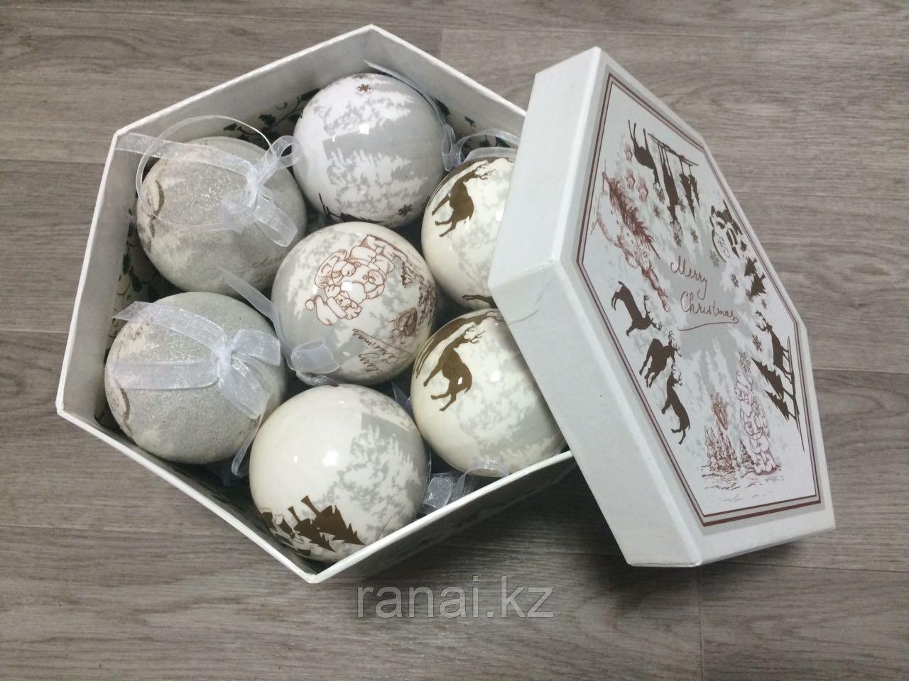 Новогодние наборы в алматы (14 штуки)