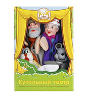 """Игровой набор Кукольный Театр """"Курочка Ряба"""", 4 куклы, фото 1"""