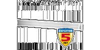 """Обогреватель ЗУБР """"МАСТЕР"""" инфракрасный, рифлёная панель, потолочный, закрытого типа, ТЭН, 2,0кВт, 3,0 м, 220В"""