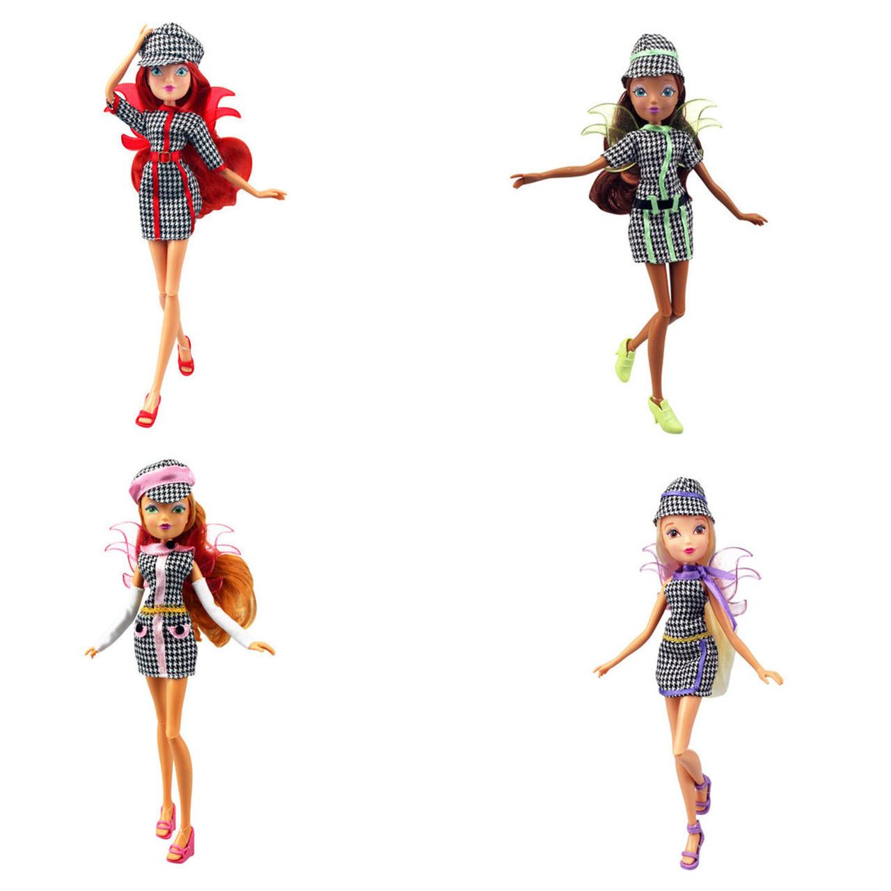 Кукла WINX CLUB Парижанка IW01011400