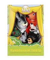 """Игровой набор Кукольный Театр """"Теремок"""" 6 кукол, фото 1"""