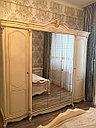 МОНА ЛИЗА спальный гарнитур, крем, 4Д, фото 3