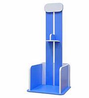 Ростомер игровой мебели «Поликлиника»