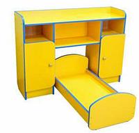 Набор мебели игровой (спальня) «Соня»