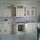 СЕЛЕНА кухонный гарнитур, крем/орех, фото 5