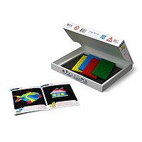 Мозаика магнитная MAGNETICUS MM-0290 290 Элементов/ 10 цветов/ 40 этюдов